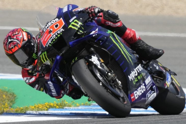 MotoGP: Selesai operasi Arm Pump, Quartararo berharap fit untuk GP Prancis