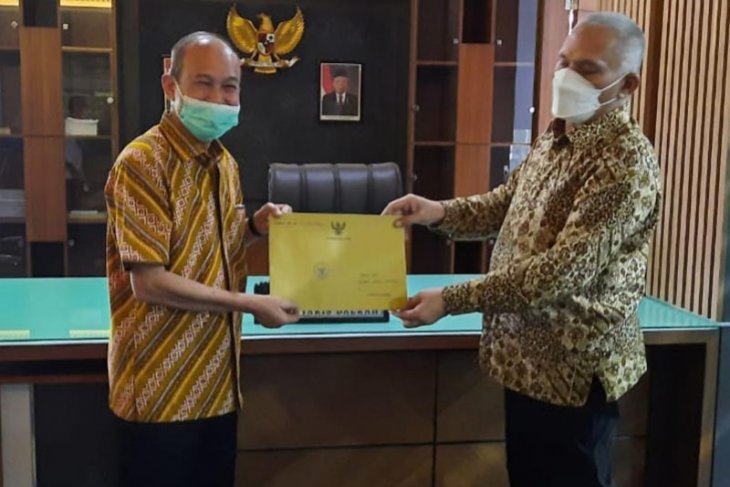 Gubernur Aceh teken SK Sekda Aceh Tamiang
