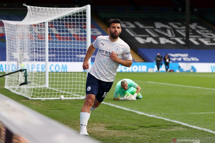 Liga Inggris: Everton ikut persaingan dapatkan Sergio Aguero