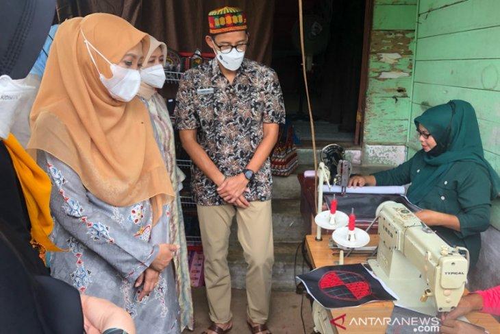 Kemenparekraf kembangkan potensi produk kreatif Desa Daboh, Aceh