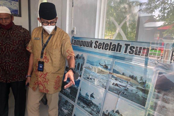 Menparekraf kunjungi Masjid Rahmatullah, tetap kokoh dihantam tsunami