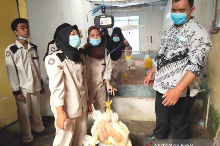 SMKN 3 Rejang Lebong kembangkan laboratorium agribisnis