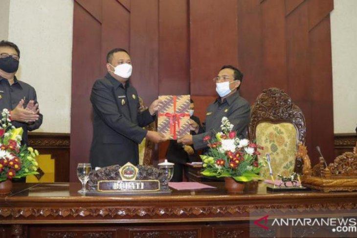 DPRD sampaikan rekomendasi terkait LKPJ Bupati Gianyar