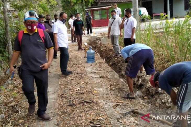 Hujan tak turun, warga Gunung Kidul mulai kesulitan air bersih