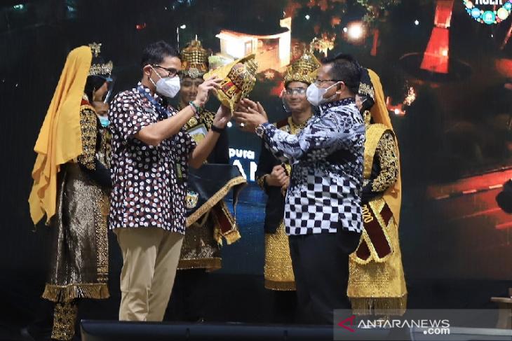 Menparekraf dukung pengembangan wisata halal Banda Aceh