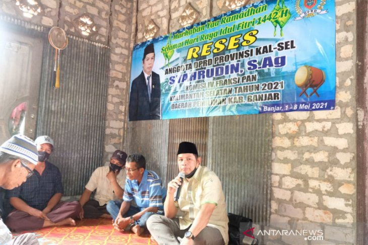Beragam aspirasi masyarakat Banjar Kalsel minta tindak lanjut