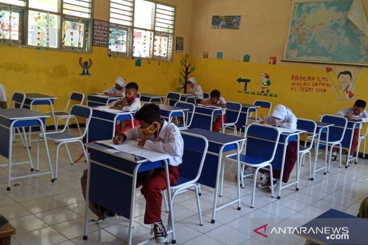 Kabupaten Serang mulai pembelajaran tatap muka dari jenjang SD