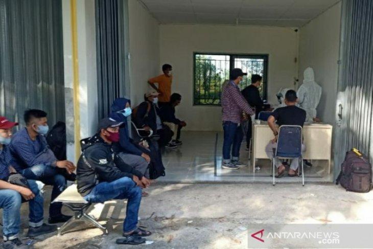 Bandara Belitung pastikan tidak ada penggunaan alat uji COVID-19 bekas pakai