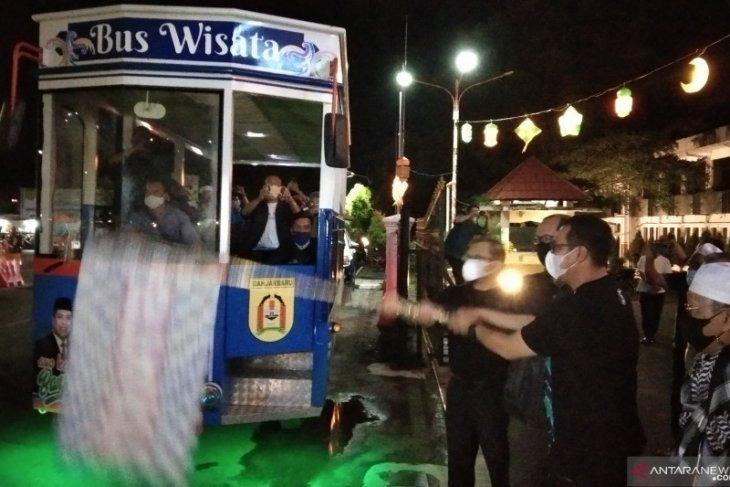Lomba hias tanglong dan lampion antar RT di Banjarbaru di mulai