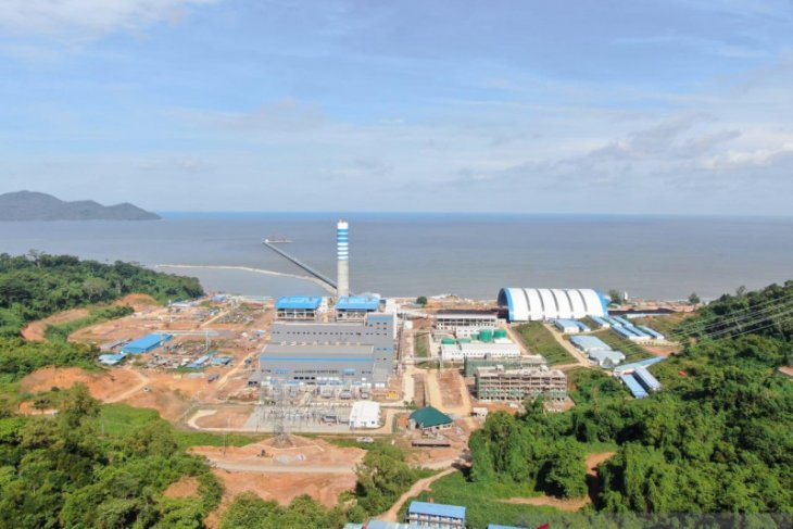 PLTU Kalbar-1 kapasitas 100 MW beroperasi tekan impor listrik dari Malaysia