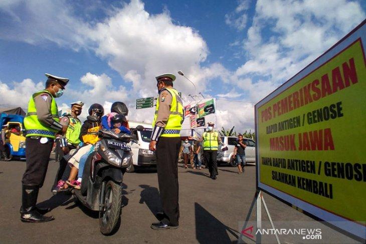 Polresta Banyuwangi mulai perketat pemeriksaan di Pelabuhan Ketapang