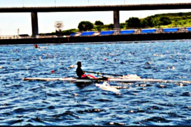 Dayung Indonesia meraih tiket Olimpiade Tokyo