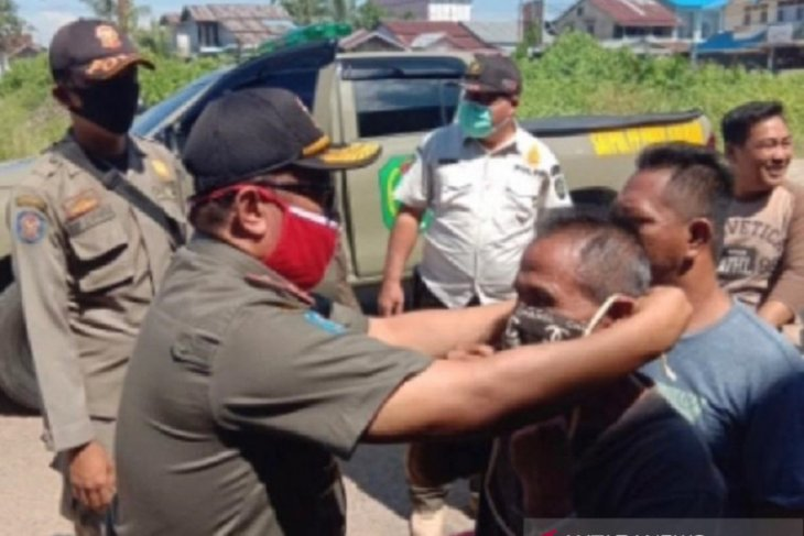 Satpol PP Kubu Raya gencarkan patroli cegah COVID-19 sepanjang Ramadhan