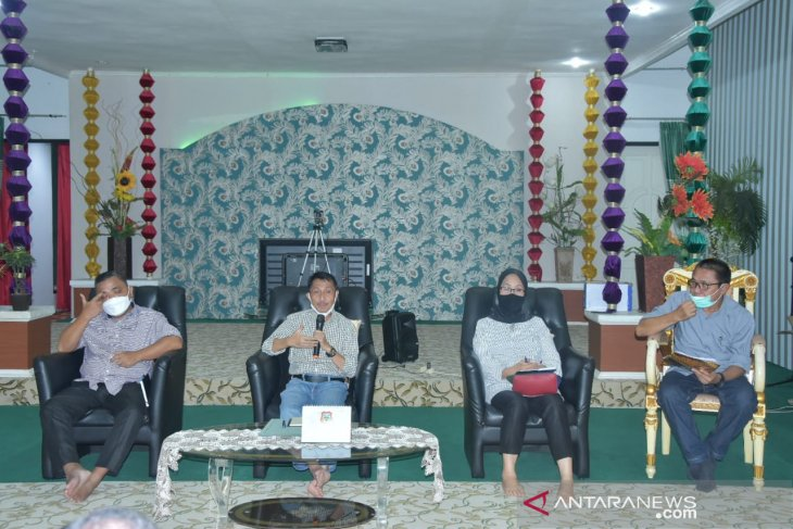 Pemkab Gorontalo tidak buka pasar senggol jelang Lebaran