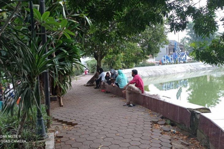 Kawasan wisata Rancalinta Rangkasbitung Lebak jadi tempat