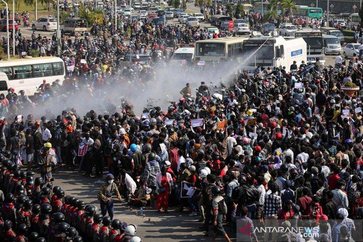Junta Myanmar umumkan darurat militer di Negara Bagian Chin