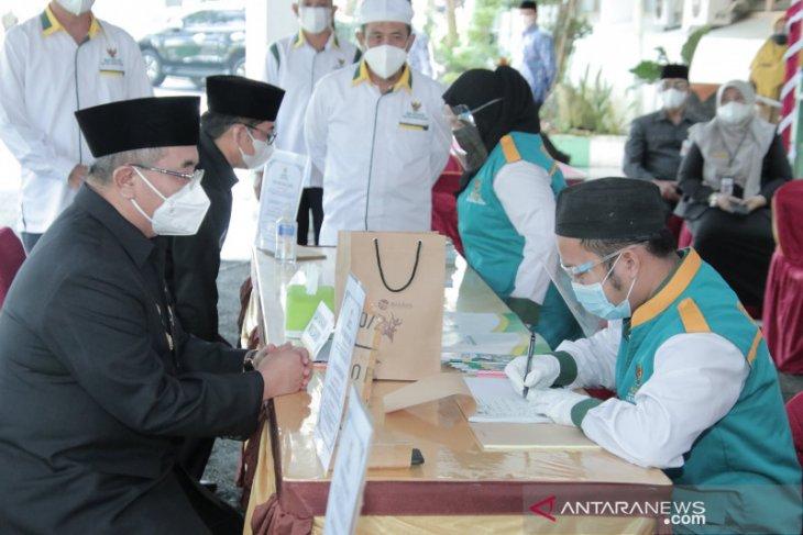 Bupati HSS ajak masyarakat salurkan ZIS melalui Baznas HSS