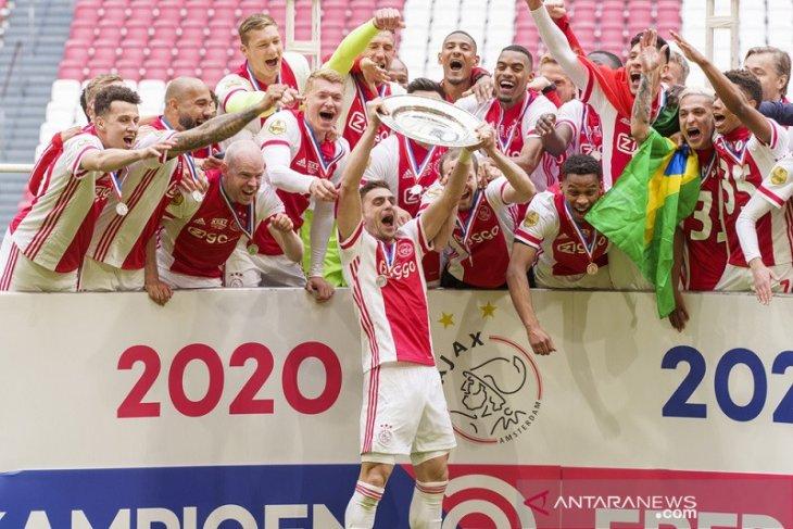 Dusan Tadic: Ajax masih lapar banyak gelar