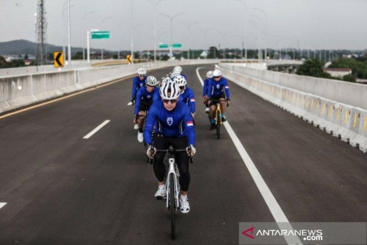 Pemkot Bogor siapkan pembangunan jalur khusus sepeda di Jalan Sudirman
