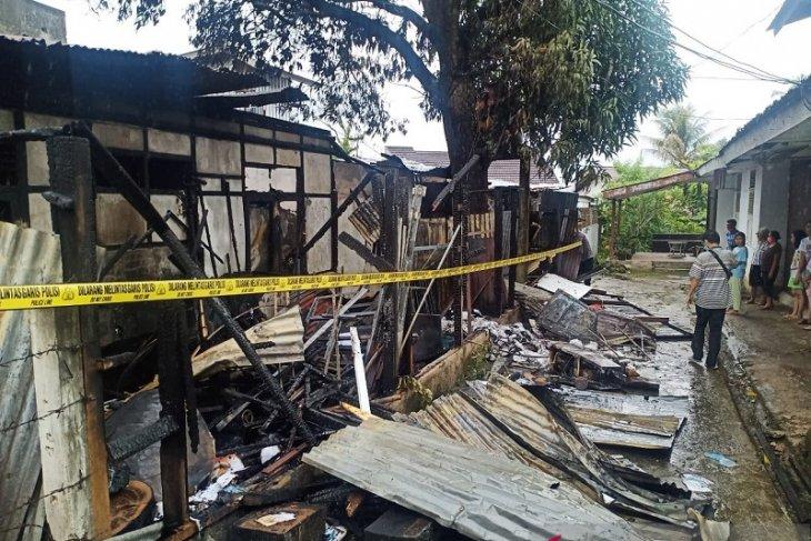 Polresta  Tidak ada korban jiwa dalam musibah kebakaran gudang kesehatan