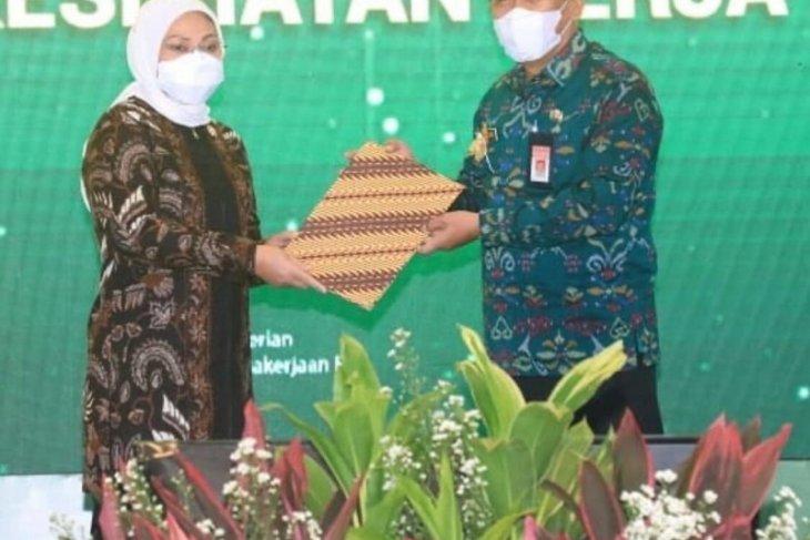 Gubernur Bali dapat penghargaan K3 dari Kemenaker