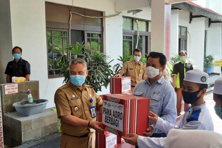 Pemkab Tabalong terima bantuan 7.000 masker dari PAMA