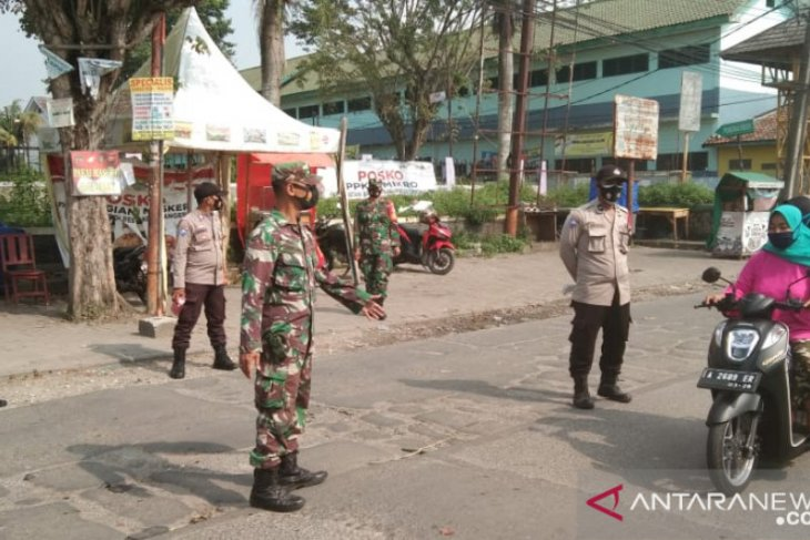 Pemkab Tangerang minta Satgas COVID-19 awasi warga perantau