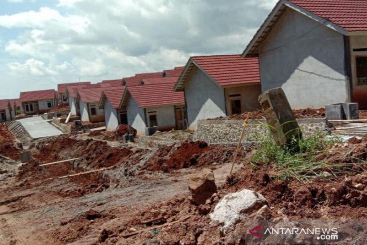205 unit hunian tetap bagi korban bencana awal tahun 2020 di Bogor telah rampung