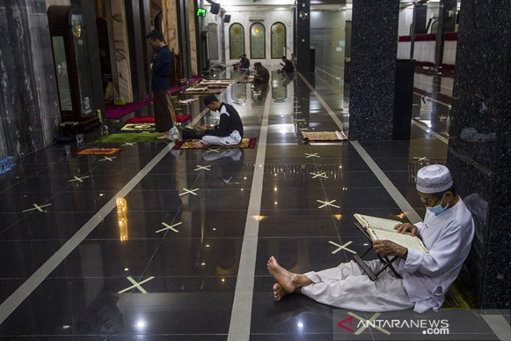 Itikaf Di Masjid