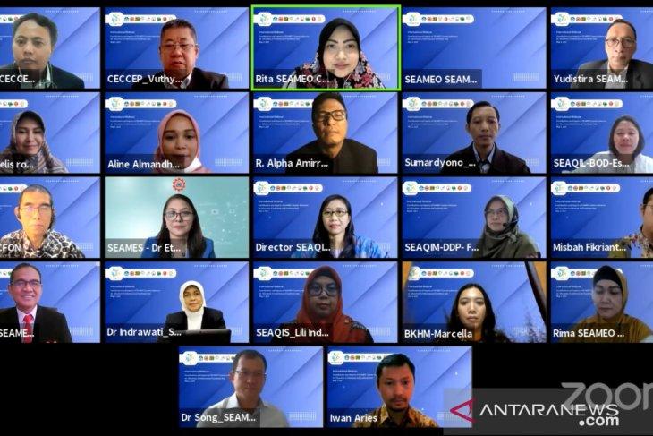 Seven SEAMEO Centre Indonesia selenggarakan webinar internasional