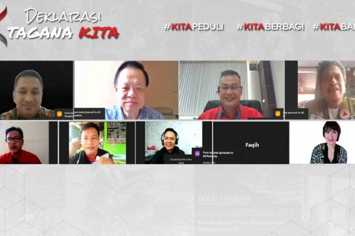 Kolaborasi 1.018 Komunitas Indonesia Timur Area deklarasikan program