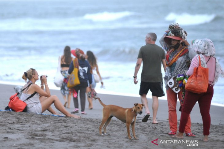 Indonesia received 127,510 foreign tourists in April 2021: BPS