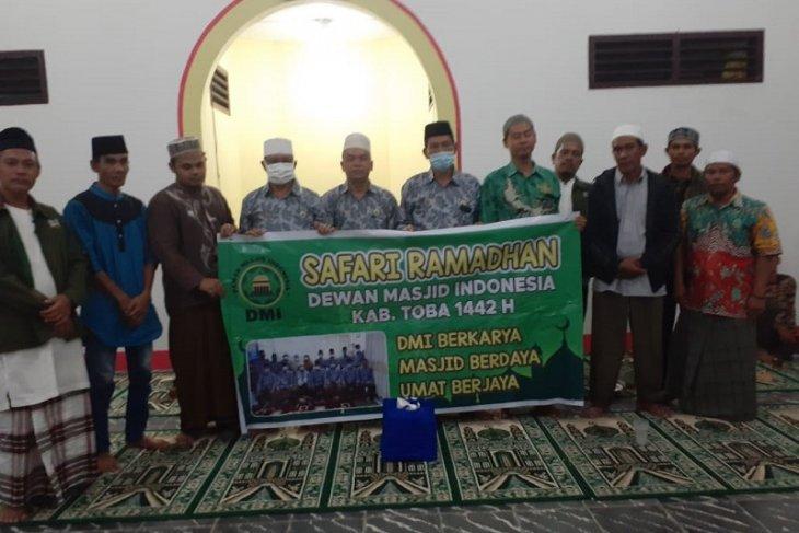 DMI Toba Safari Ramadhan ke Masjid terpencil
