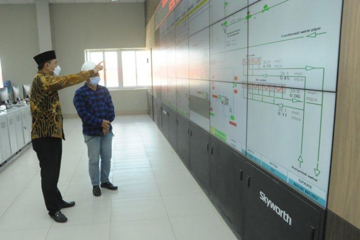 Presiden Joko Widodo dijadwalkan resmikan PSEL Surabaya
