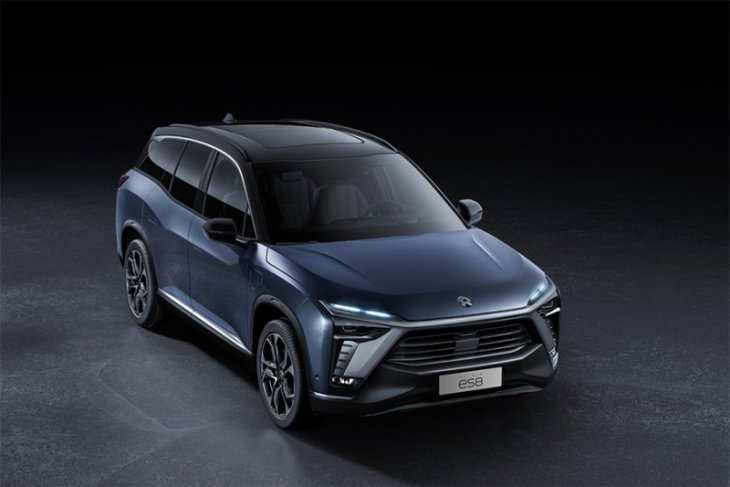 Nio kirimkan lebih 20.000 EV  kuartal pertama 2021