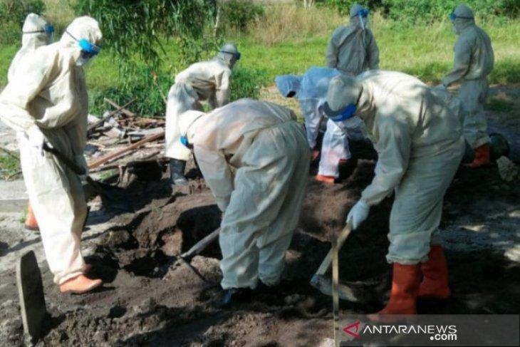 Dua warga Kota Singkawang meninggal akibat COVID-19