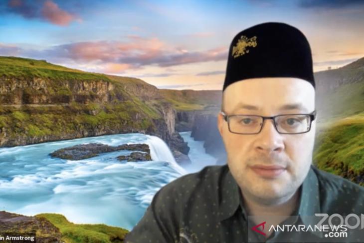 Ulama Inggris mengajak muslim Indonesia berkontribusi di tataran global