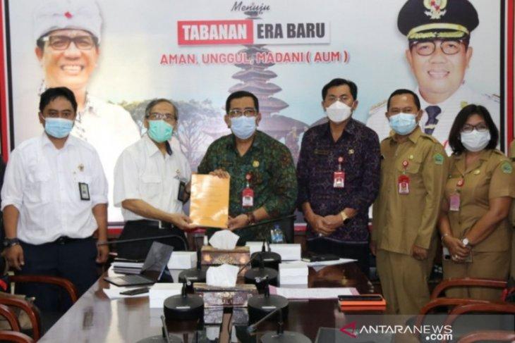 BPK Bali: Pengelolaan Keuangan Pemkab Tabanan baik meski COVID-19