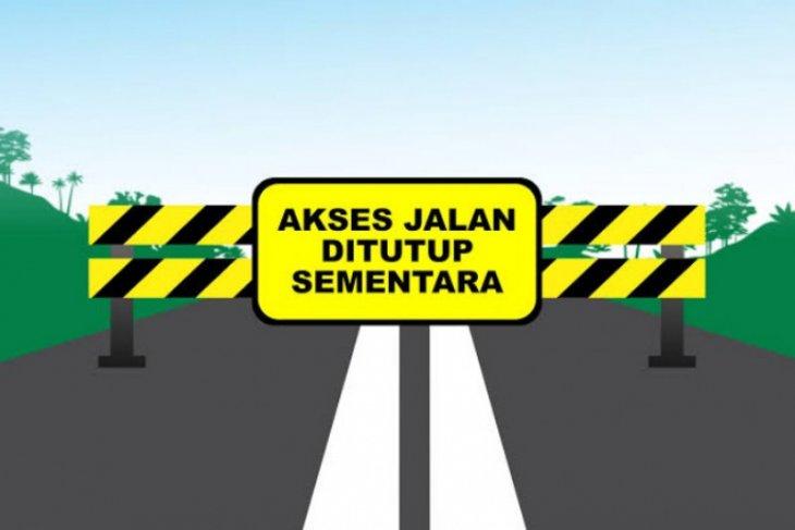 Polisi tutup 32 titik akses jalan di Medan pada malam takbiran