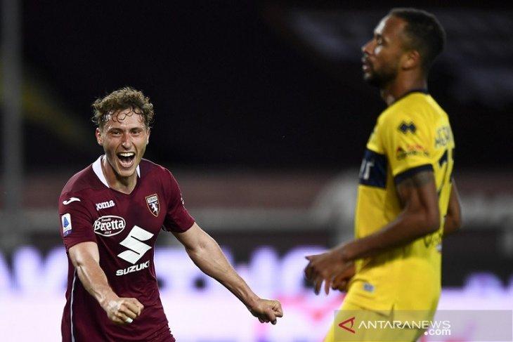 Torino kirim Parma terdegradasi ke Serie B liga Italia