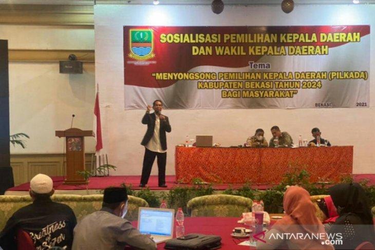 Tahapan Pilkada Serentak 2024 Bekasi dimulai 2022