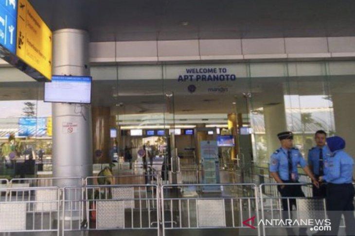 Bandara APT Pronoto bangun Posko Terpadu perketat arus mudik lebaran
