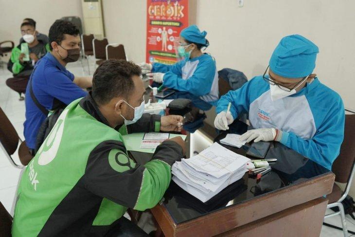 Pemkot Kediri terus giatkan vaksinasi COVID-19 selama Ramadan