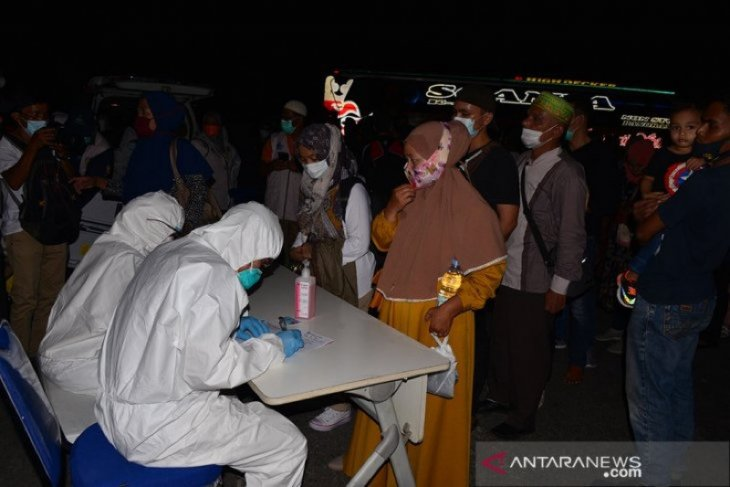 Bertambah 98 orang, kasus COVID-19 di Aceh mencapai 11.391