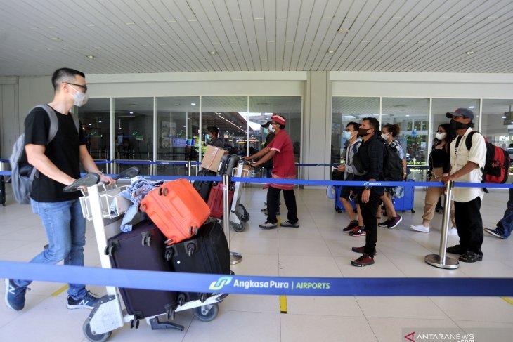 April, penumpang Bandara Ngurah Rai Bali naik 16 persen