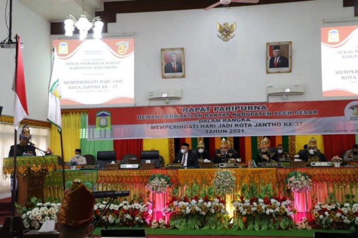 Wali Nanggroe sebut  Aceh Besar kaya dan subur