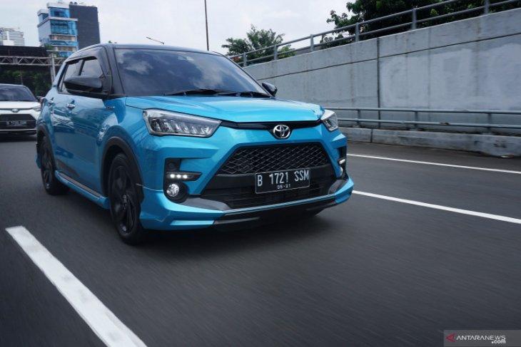 Toyota Raize 1.200cc diluncurkan semester II 2021, harga lebih murah?