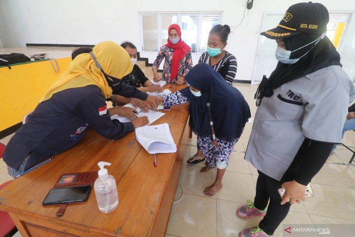Distribusi Bansos Sahabat Jelang Lebaran