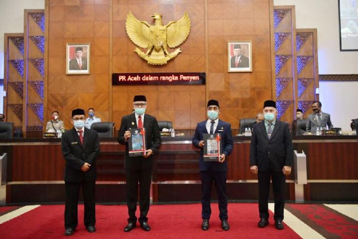 Pemerintah Aceh raih WTP enam tahun berturut