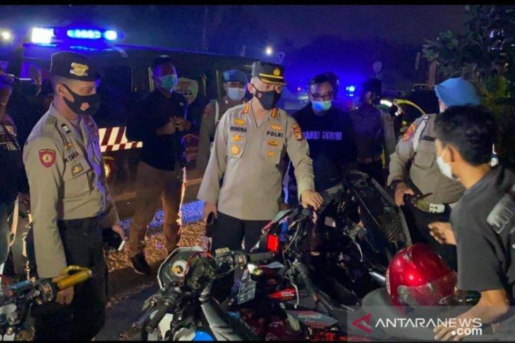 Akses keluar masuk Kabupaten Bekasi 'dikunci' saat larangan mudik Lebaran